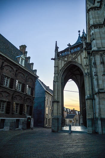 Church, Nijmegen, The Netherlands