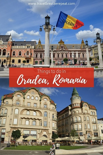 Things to do in Oradea, Romania; #romania #oradea #transylvania #travel