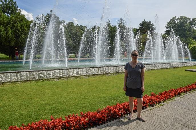 Parcul 1 Decembrie, Oradea, Romania