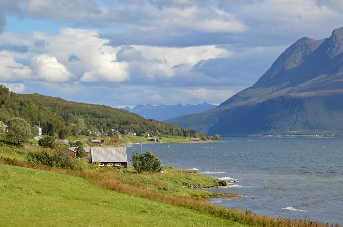 Kvaloya, Tromso, Norway