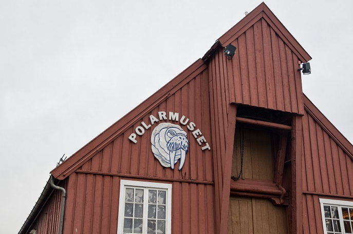 Polar Museum, Tromso, Norway