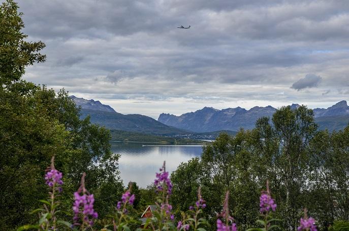 View, Tromso, Norway