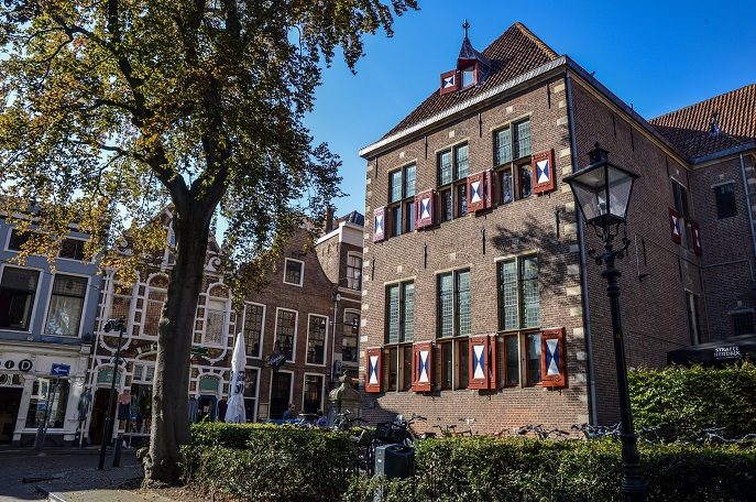 Building, Zwolle, The Netherlands