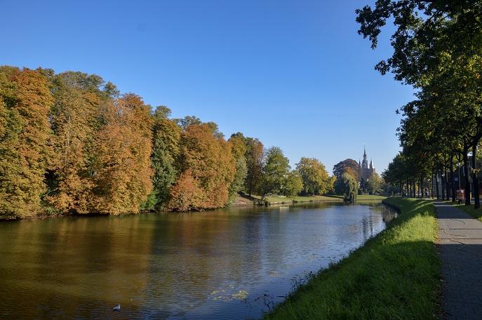 Stadsgracht, Zwolle, The Netherlands