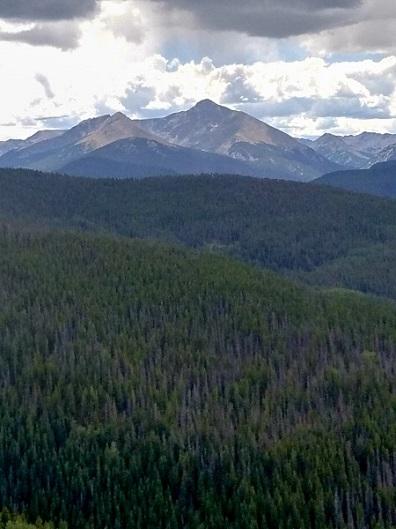 Mountain view, Avon, CO