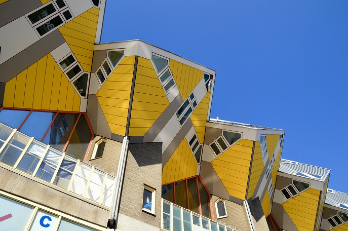 Cubic Houses - free things to do in Rotterdam