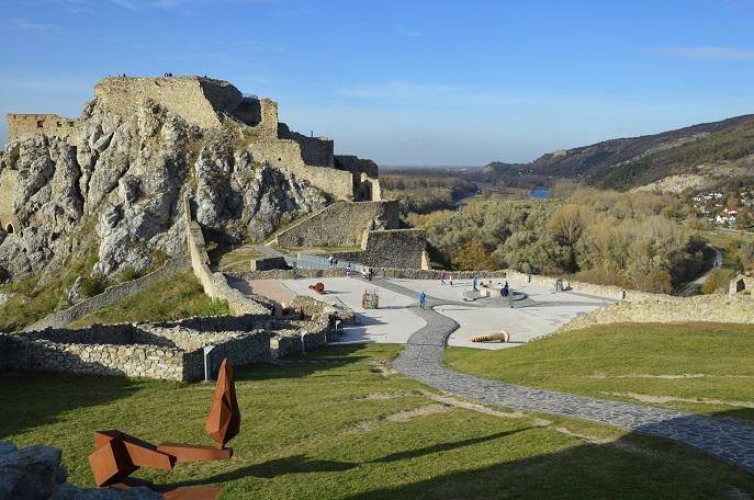 Devin Castle, Bratislava, Slovakia
