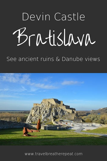 Devin Castle in Bratislava, Slovakia; things to do in Bratislava; #devincastle #bratislava #slovakia #europe #traveltips #travelinspiration #travel
