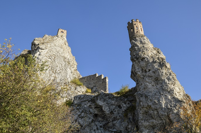 Maiden Tower, Devin Castle, Bratislava, Slovakia
