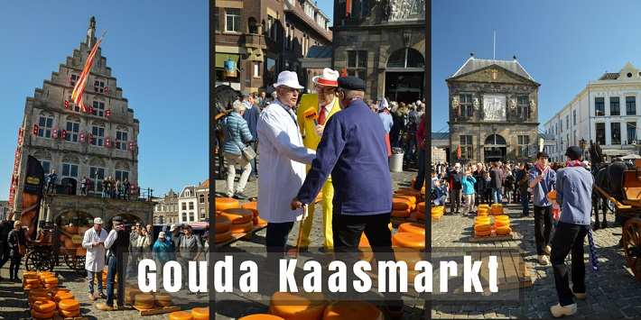 Gouda Cheese Market, the Netherlands