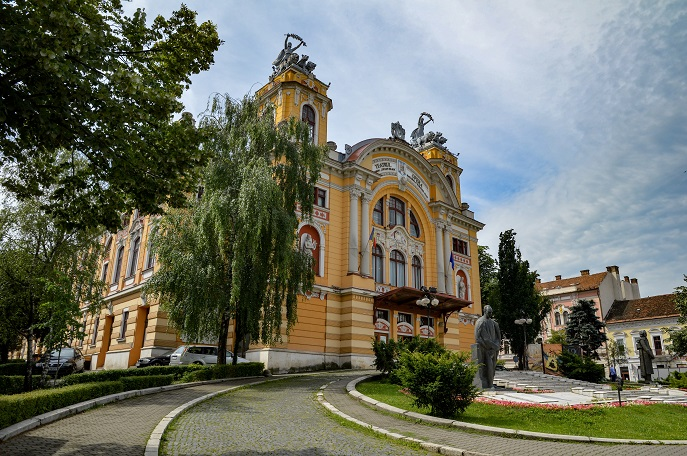 National Theater, Cluj, Romania