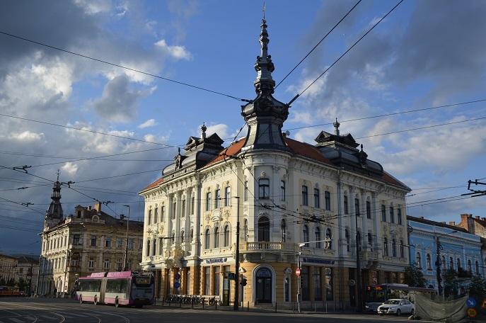 Palace, Cluj, Romania