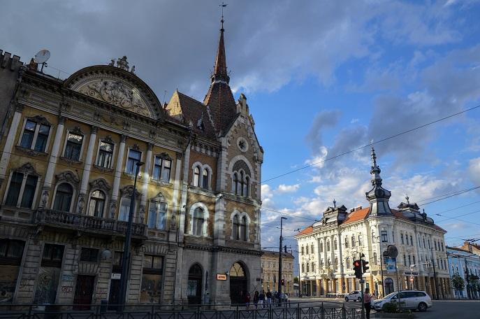 Palaces, Cluj, Romania