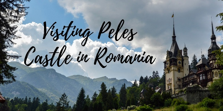 Easy day trip from Brasov: Peles Castle