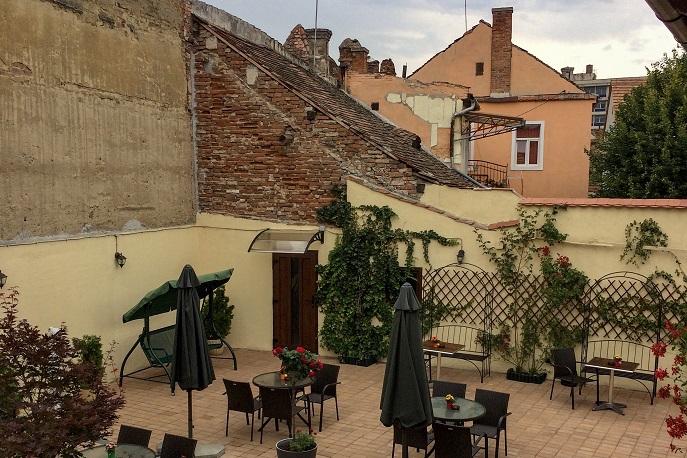 Rosen Villa, Sibiu, Romania