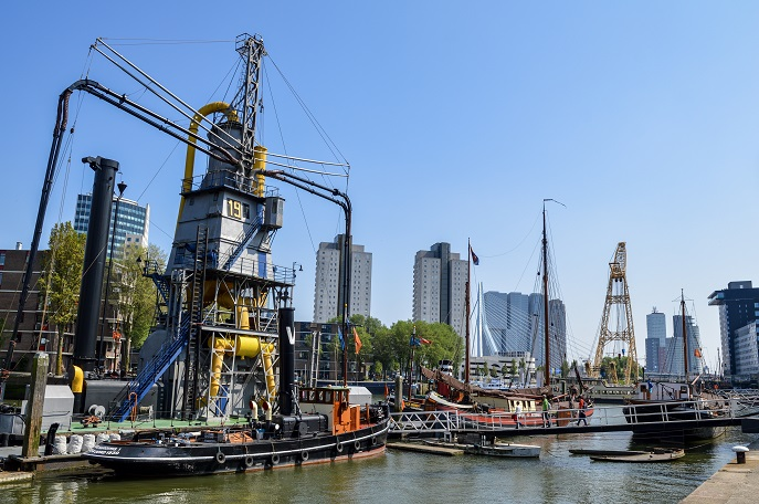 Rotterdam Leuvehaven - free things to do in Rotterdam