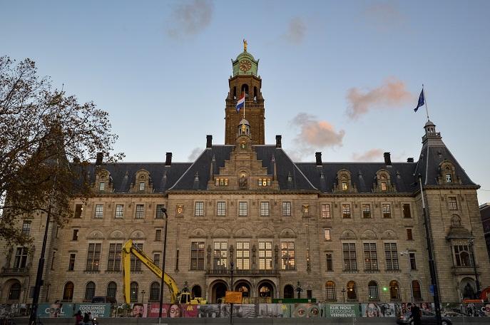 Rotterdam Stadhuis - free things to do in Rotterdam