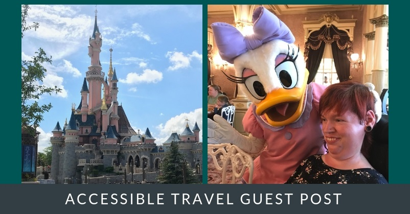 10 tips for wheelchair users planning a Disneyland Paris holiday