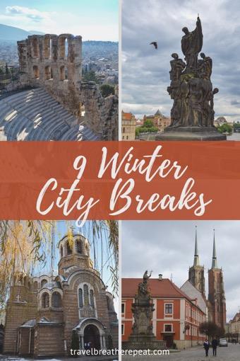 Winter city break ideas   Travel Breathe Repeat