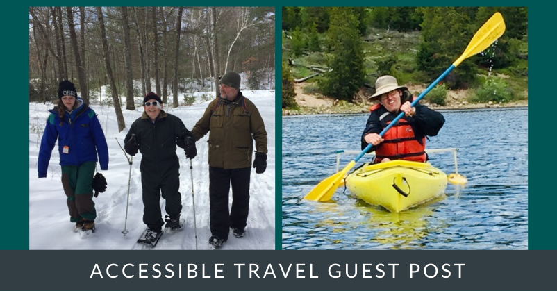 The great outdoors: accessible outdoor activities for people of all abilities